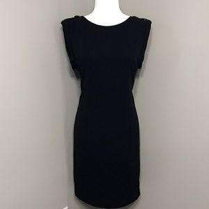 Calvin Klein Black Sleeveless Dress Career 6